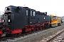 """LKM 132027 - SDG """"99 1786-5"""" 01.04.2014 - Sehmatal-Cranzahl, Bahnhof CranzahlKlaus Hentschel"""