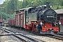 """LKM 132027 - SDG """"99 1786-5"""" 03.08.2018 - Sehmatal-Cranzahl, Bahnhof CranzahlSven Hoyer"""