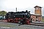 """LKM 132028 - SOEG """"99 1787-3"""" 02.10.2016 - Hettstedt, Bahnhof KupferkammerhütteWerner Wölke"""