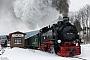 """LKM 132035 - SDG """"99 1794-9"""" 16.01.2012 - Sehmatal-Cranzahl, BahnhofKlaus Hentschel"""