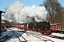 """LKM 134008 - HSB """"99 7231-6"""" 27.01.1998 - Wernigerode, Bahnhof WesterntorRalph Mildner"""