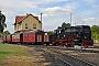 "LKM 134009 - HSB ""99 7232-4"" 26.08.2013 - Gernrode (Harz), BahnhofStefan Kier"