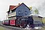 """LKM 134009 - HSB """"99 7232-4"""" 20.04.1998 - Gernrode (Harz)Ralph Mildner (Archiv Stefan Kier)"""