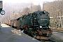"""LKM 134011 - DR """"99 7234-0"""" __.05.1990 - Ilfeld, BahnhofArchiv Stefan Kier"""