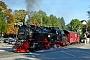 """LKM 134011 - HSB """"99 7234-0"""" 28.09.2013 - Wernigerode, WesterntorkreuzungKlaus Hentschel"""