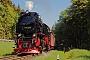 """LKM 134011 - HSB """"99 7234-0"""" 21.05.2018 - bei Wernigerode-Drei Annen Hohne, BahnhofJonas Laub"""