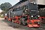 """LKM 134021 - HSB """"99 7235-7"""" 23.08.2009 - Wernigerode, Bahnbetriebswerk HSBStefan Kier"""