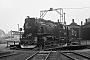 """LKM 134013 - DR """"99 0236-2"""" 20.06.1979 - Wernigerode, BahnbetriebswerkDetlef Hommel (Archiv Stefan Kier)"""