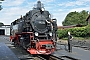 """LKM 134013 - HSB """"99 7236-5"""" 03.07.2014 - Wernigerode, BahnbetriebswerkStefan Kier"""