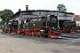 """LKM 134013 - HSB """"99 7236-5"""" 04.07.2014 - Werningerode, BahnbetriebswerkStefan Kier"""