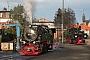 """LKM 134013 - HSB """"99 7236-5"""" 13.10.2014 - Wernigerode, Bahnbetriebswerk HSBChristoph Beyer"""