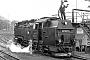 """LKM 134014 - DR """"99 0237-0"""" 27.07.1979 - Werningerode, BahnbetriebswerkMichael Hafenrichter"""