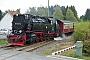 """LKM 134014 - HSB """"99 7237-3"""" 03.10.2009 - Benneckenstein, BahnhofKlaus Hentschel"""