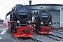 """LKM 134014 - HSB """"99 7237-3"""" 16.11.2011 - Wernigerode, Bahnbetriebswerk HSBJulius Eck"""