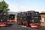"""LKM 134015 - HSB """"99 7238-1"""" 16.06.2010 - Wernigerode, Bahnbetriebswerk HSBWerner Schwan"""
