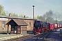 """LKM 134016 - HSB """"99 7239-9"""" 20.04.1998 - Wernigerode, Bahnhof WesterntorRalph Mildner (Archiv Stefan Kier)"""