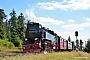 "LKM 134016 - HSB ""99 7239-9"" 07.08.2017 - Brocken (Harz), Betriebsbahnhof GoethewegWerner Wölke"