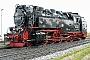 """LKM 134017 - HSB """"99 7240-7"""" 17.07.2008 - Brocken (Harz)Tomke Scheel"""