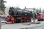 """LKM 134017 - HSB """"99 7240-7"""" 02.03.2019 - Wernigerode, Bahnhof Drei Annen HohneGerd Zerulla"""