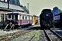"""LKM 134017 - DR """"99 7240-7"""" 17.06.1986 - Wernigerode, Bahnhof WesterntorHinnerk Stradtmann"""