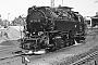 """LKM 134018 - DR """"99 7241-5"""" 13.07.1990 - Wernigerode, BahnbetriebswerkDietrich Bothe"""