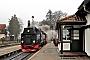 """LKM 134018 - HSB """"99 7241-5"""" 01.03.2019 - Wernigerode, Bahnhof WesterntorWerner Wölke"""