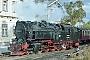 "LKM 134019 - DR ""99 7242-3"" 17.10.1991 - Hasselfelde, BahnhofEdgar Albers"