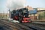 "LKM 134021 - HSB ""99 7244-9"" 16.10.1998 - Nordhausen, Bahnhof Nordhausen NordTheo Stolz"