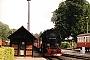 """LKM 134022 - HSB """"99 7245-6"""" 04.08.1999 - Wernigerode-Westerntor, BahnhofAndreas Kabelitz"""