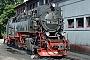 """LKM 134022 - HSB """"99 7245-6"""" 03.07.2014 - Wernigerode, BahnbetriebswerkStefan Kier"""