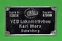 LKM 146065 - VSE 23.06.2016 - Schwarzenberg (Erzgebirge), EisenbahnmuseumStefan Kier