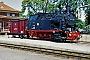 LKM 30013 - Denkmal 12.06.2005 - Ostseebad Kühlungsborn, Bahnhof WestHeinrich Hölscher