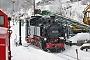 """LKM 32010 - SDG """"99 1771-7"""" 12.02.2010 - Sehmatal-Cranzahl, BahnhofKlaus Hentschel"""