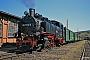 """LKM 32011 - SDG """"99 1772-5"""" 22.04.2019 - Sehmatal-Cranzahl, Bahnhof CranzahlKlaus Hentschel"""