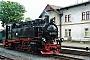 """LKM 32014 - SDG """"99 1775-8"""" 13.06.2008 - Radeburg, BahnhofKlaus Hentschel"""