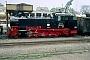 """LKM 32017 - DB AG """"099 742-9"""" 14.05.1996 - Radebeul-OstTheo Stolz"""
