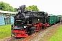 """LKM 32022 - RüBB """"99 1781-6"""" 08.07.2017 - Putbus (Rügen), BahnhofDr. Werner Söffing"""