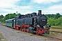 """LKM 32024 - RüBB """"99 1783-2"""" 23.06.2018 - Putbus (Rügen), BahnhofKlaus Hentschel"""