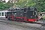 """LKM 32025 - RüKB """"99 784"""" 15.06.2003 - Göhren (Rügen), BahnhofJens Vollertsen"""