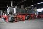 """Maffei 2291 - DME """"98 727"""" 30.10.2005 - Darmstadt-Kranichstein, EisenbahnmuseumRalf Lauer"""