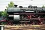 """Maffei 5091 - UEF """"18 316"""" 26.06.1999 - Nördlingen, Bayerische EisenbahnmuseumDietrich Bothe"""