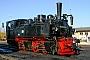 "MBK 2052 - HSB ""99 5906"" 30.10.2005 - Gernrode (Harz), BahnhofMalte Werning"
