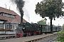 """MBK 2052 - HSB """"99 5906"""" 05.10.2019 - Wernigerode, Bahnhof WesterntorMartin Welzel"""
