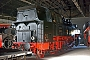 """MBK 2356 - DB Museum """"86 001"""" 23.10.2015 - Chemnitz-Hilbersdorf, Sächisches EisenbahnmuseumStefan Kier"""
