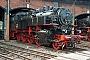 """MBK 2356 - DB Museum """"86 001"""" 22.08.2008 - Chemnitz-Hilbersdorf, Sächsisches EisenbahnmuseumStefan Kier"""