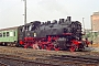 """MBK 2356 - DB Museum """"86 001"""" 02.05.1997 - Dresden, Bahnbetriebswerk Dresden-AltstadtHeiko Müller"""