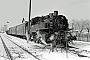 "MBK 2356 - DR ""86 1001-6"" 24.02.1986 - Schlettau (Erzgebirge), BahnhofJörg Helbig"