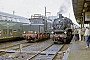 "MBK 2356 - DR ""86 1001-6"" 28.09.1985 - WurzenRudi Lautenbach"