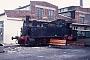 "MGH 595 - TWS ""3"" __.10.1975 - Stuttgart, Bahnbetriebswerk Stuttgart-RosensteinWerner Peterlick"
