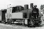 "O&K 10501 - Denkmal ""99 4644"" 14.06.1990 - Neustrelitz, BahnbetriebswerkDietmar Stresow"